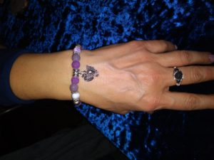 Aroma on the Rocks Bracelet and Ring