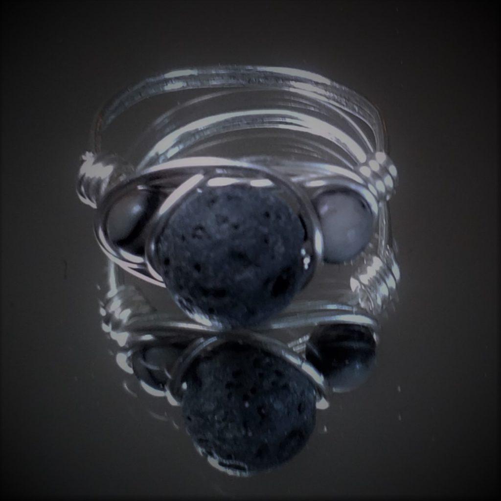Aromatherapy Ring