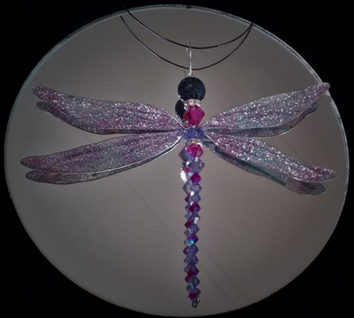 Handmade Dragonfly Aromatherapy Diffuser