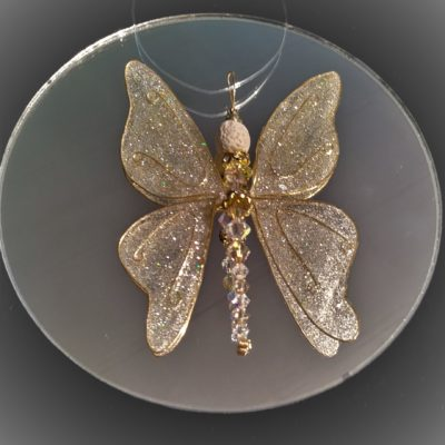 Hanging Aromatherapy Butterfly Diffuser