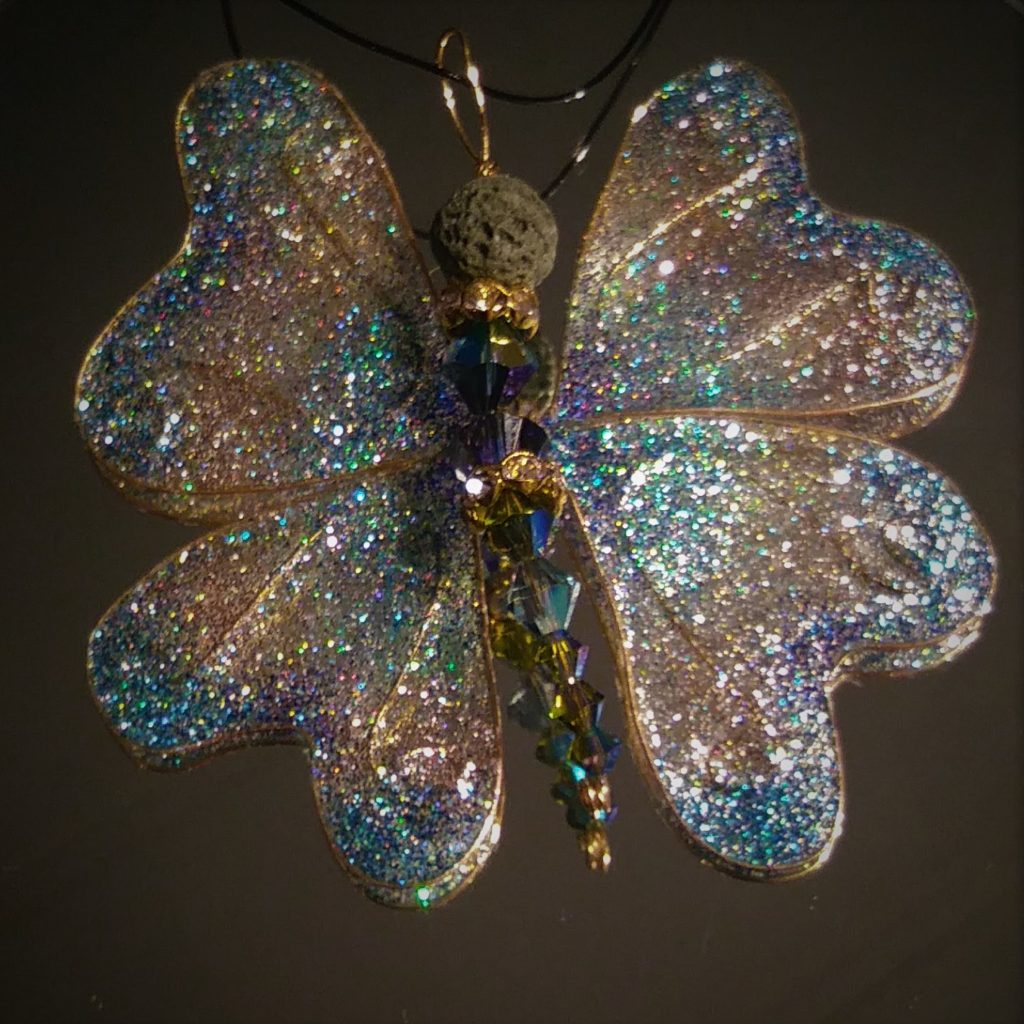 Aromatherapy Butterfly