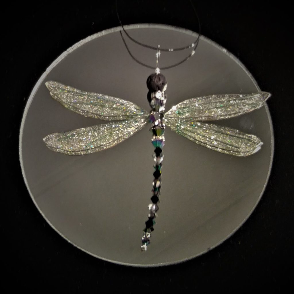 Aromatherapy Dragonfly Diffuser