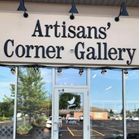 Artisans' Corner Gallery & The Marketplace Mall feature my collections!