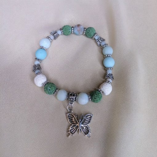 aroma-on-the-rocks-diffuser-bracelet-butterfly-charm